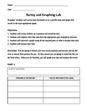 Unit on Graphing:   Survey and Graphing Lab Activity