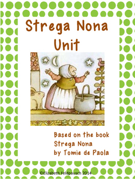 Unit on Strega Nona by Tomie de Paola