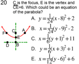Parabola Unit for 11th-12th grades Intro + 19 Assignments on PDF