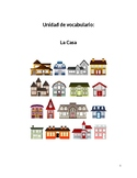 Unit plan and materials: Spanish house vocabulary