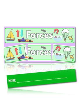 Unité Complet: Les Forces