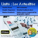 Unité des Actualités - Current Events Unit (immersion)