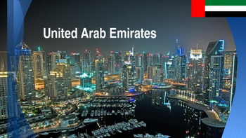 United Arab Emirates- Geographic Overview of the country