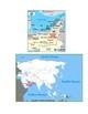 United Arab Emirates Map Scavenger Hunt