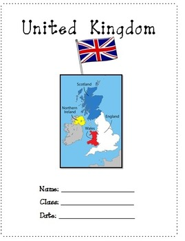 United Kingdom A Research Project