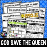 God Save the Queen, United Kingdom Listening Activity, British Royal Family
