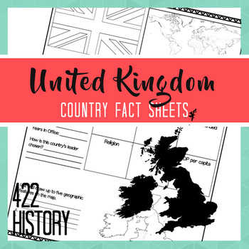 United Kingdom Country Fact Sheet