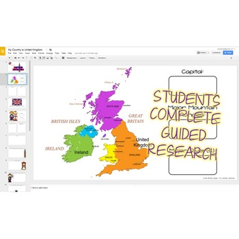 United Kingdom Country Study - Google Drive Version