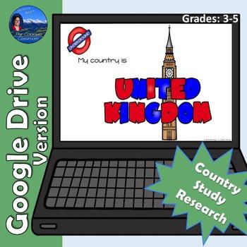 United Kingdom Country Study - Google Drive Version