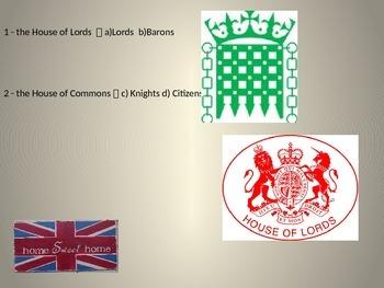 United Kingdom History Quiz