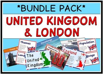 United Kingdom & London (BUNDLE PACK)