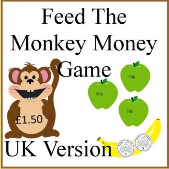 United Kingdom Money Game Bundle Set- Learning about Money