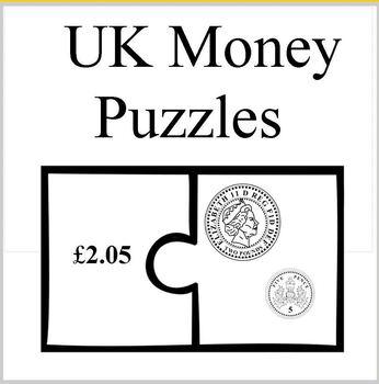 United Kingdom Money Puzzles