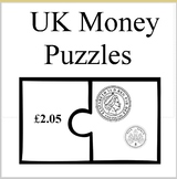 United Kingdom Money Puzzles