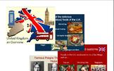 United Kingdom Overview PowerPoint, U.K. Basics