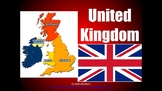 United Kingdom PowerPoint (England, Scotland, Wales, North