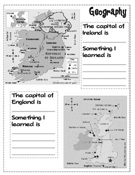 United Kingdom Scrapbook