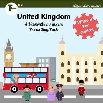 United Kingdom (UK) Pack - original graphics