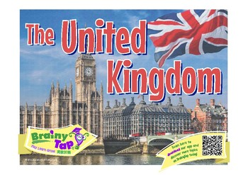 United Kingdom - Young Geographer series
