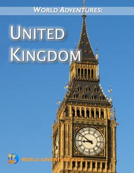 World Adventures: United Kingdom and Ireland