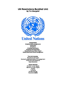 United Nations Bundled Unit