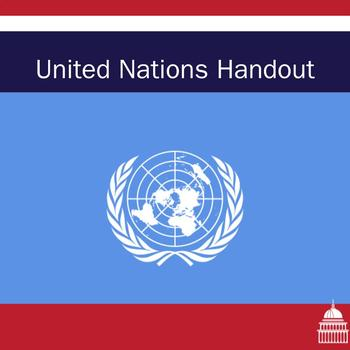 United Nations Handout