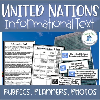 United Nations Informational Text