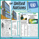 FREE United Nations Puzzle Pack – History, Mission, Member