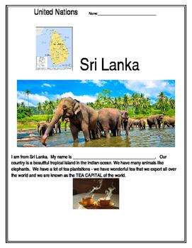 United Nations - Sri Lanka