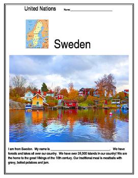 United Nations - Sweden