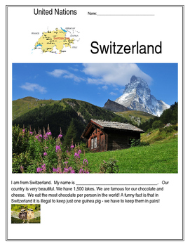 United Nations - Switzerland