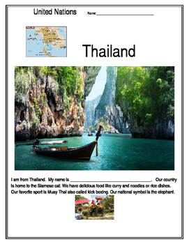 United Nations - Thailand