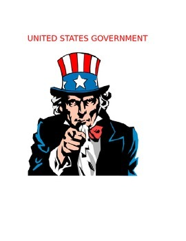 United State Government Exam- Chapter 1 Intro to Gov't