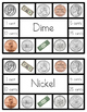 United Stated Coin Recognition games and activities for Kindergarten