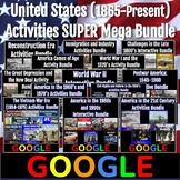 United States (1865-Present)  Activities SUPER Mega Bundle