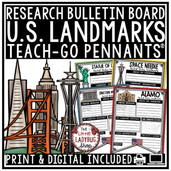 US Landmarks & United States Research