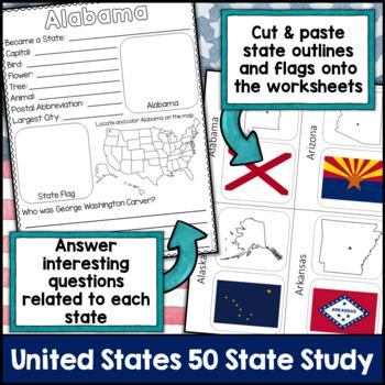 United States 50 State Study