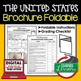 United States Activity, United States Geography Foldable