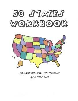 United States - All 50 States (Grades 1-4)