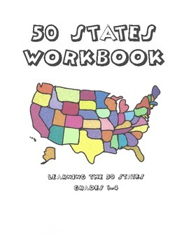 United States - All 50 States (Grades 1-4)