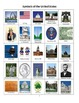 United States Bingo - Learn Popular Symbols, Monuments and Memorials