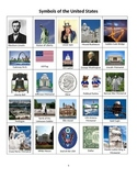 United States Bingo - Learn Popular Symbols, Monuments and