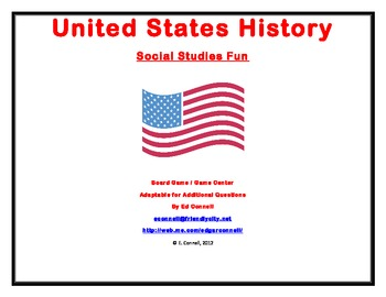 United States Board Game