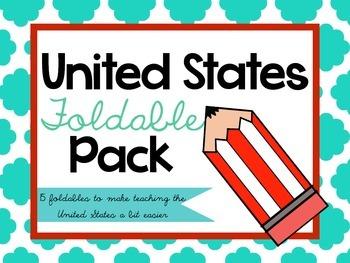 United States Foldable Pack