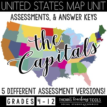 United States Capitals Assessments
