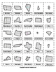 United States Capitals Flash Cards