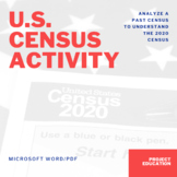 United States Census Activity
