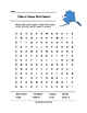 United States Cities Word Searches Bundle (Grades 3-5)