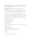 United States Citizenship - Naturalization Test (2008)