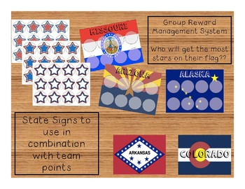 United States Classroom Theme Pack